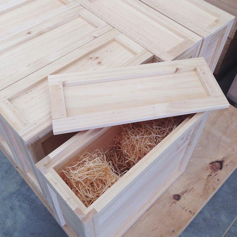 The Wooden Box Factory